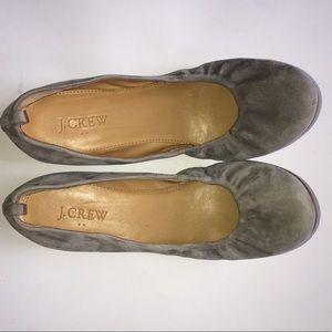 J Crew Ballet Slippers